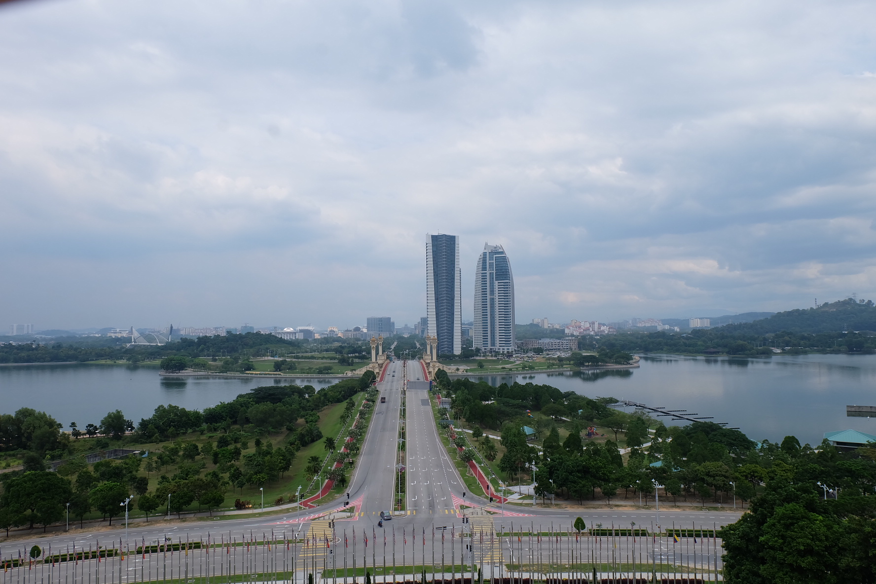 Thành phố mới Putrajaya